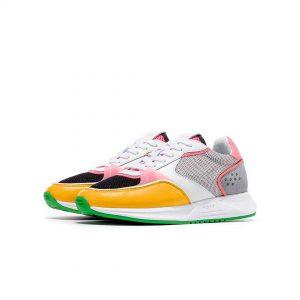 Sneakers HOFF, Pantofi sport femei, RODEO DRIVE/MULTICOLOR